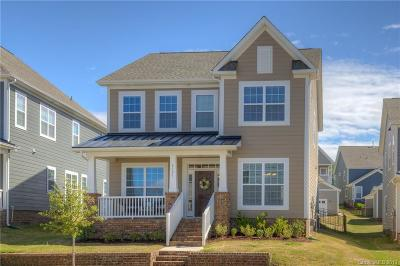 Tega Cay Single Family Home Under Contract-Show: 6191 Cloverdale Drive