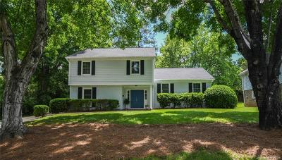 Charlotte Single Family Home Under Contract-Show: 4243 Glenfall Avenue