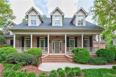 Charlotte Single Family Home For Sale: 709 Hungerford Place