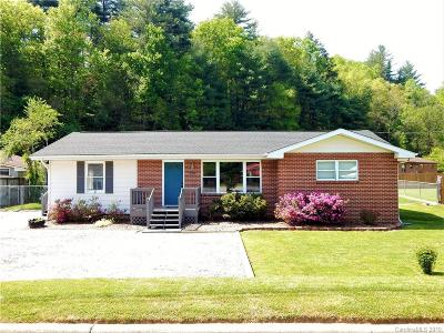 Pisgah Forest Single Family Home For Sale: 3378 Asheville Highway