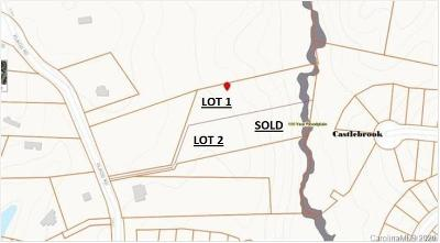 Davidson Residential Lots & Land For Sale: 3504 Placid Road #1