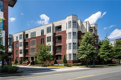 Myers Park Condo/Townhouse For Sale: 2810 Selwyn Avenue #301