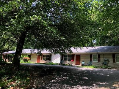Asheville Multi Family Home For Sale: 8/10 Mountain View Road