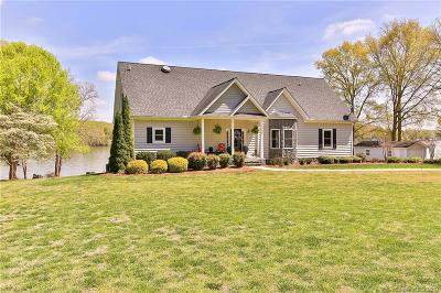 Gaston County Single Family Home For Sale: 416 Davis River Road