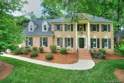 Single Family Home For Sale: 8925 Pennyhill Drive