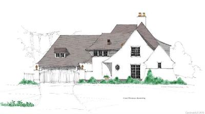 Myers Park Single Family Home For Sale: 1734 Jameston Drive