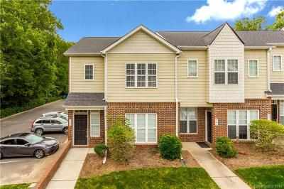 Charlotte Condo/Townhouse Under Contract-Show: 4380 Yoruk Forest Lane