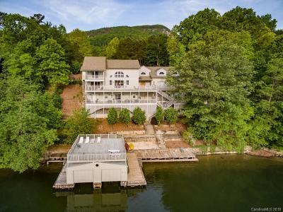 Lake Lure Single Family Home For Sale: 155 Dogwood Drive