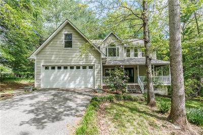 Fletcher Single Family Home For Sale: 1 Meadow Wood Trail
