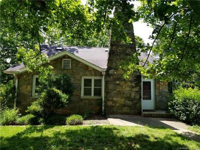 Asheville Single Family Home For Sale: 651 Caribou Road
