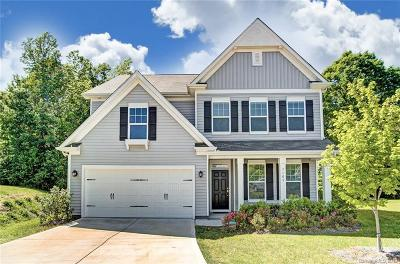 Indian Trail Single Family Home For Sale: 7105 Lighted Way Lane