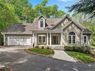 Asheville Single Family Home For Sale: 336 Cedar Crest Drive