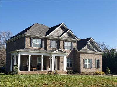 Weddington Single Family Home For Sale: 5002 Cambridge Oaks Drive