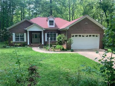 Hickory Single Family Home For Sale: 1241 36th Ave Drive NE