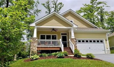 Fletcher Single Family Home Under Contract-Show: 211 Fox Creek Drive