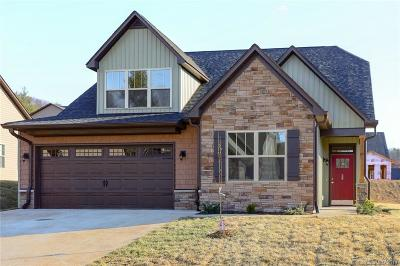 Weaverville Single Family Home Under Contract-Show: 26 Checkerberry Court