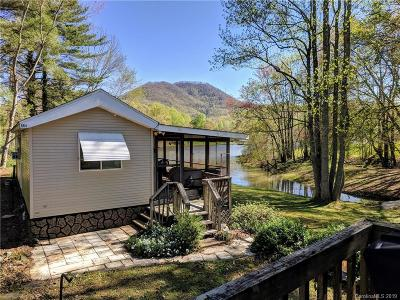 Hayesville Single Family Home For Sale: 862 Old Highway 64 Highway E