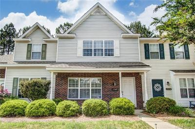 Condo/Townhouse Under Contract-Show: 15540 Asterwind Court