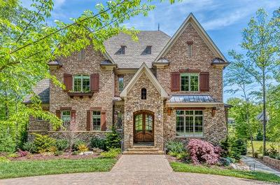 Indian Trail, Marvin, Matthews, Waxhaw, Weddington Single Family Home For Sale: 201 McLeod Court