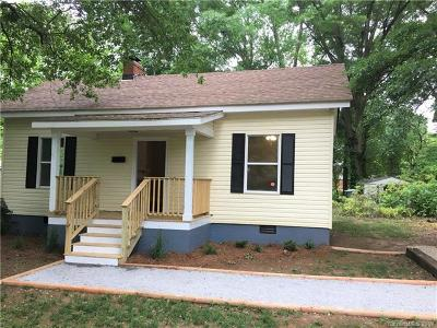Mount Holly Single Family Home Under Contract-Show: 531 Costner Street