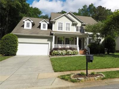 Huntersville Single Family Home For Sale: 8816 Brentfield Road