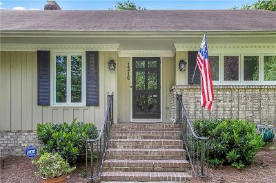 Charlotte Single Family Home For Sale: 1316 Bearmore Drive