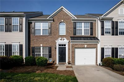 Indian Trail Condo/Townhouse For Sale: 4045 Holly Villa Circle