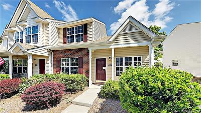 Fort Mill Condo/Townhouse Under Contract-Show: 314 Deep Water Lane