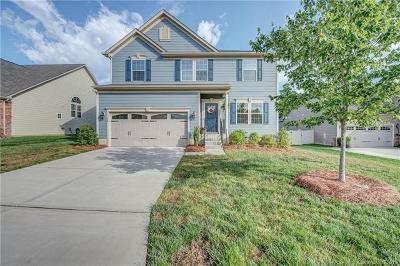 Gastonia Single Family Home Under Contract-Show: 748 Rosegate Drive
