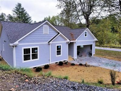 Weaverville Single Family Home For Sale: 507 Old Mars Hill Highway