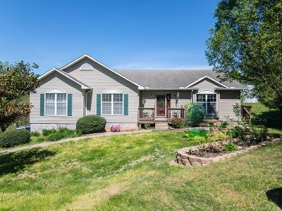 Weaverville Multi Family Home For Sale: 11 Clearview Lane