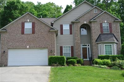 Single Family Home For Sale: 2509 Ashby Woods Drive