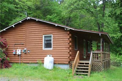 Jackson County Single Family Home For Sale: 401 Grassy Creek Road