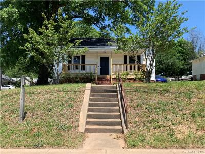 Kannapolis Single Family Home Under Contract-Show: 306 Loop Road N