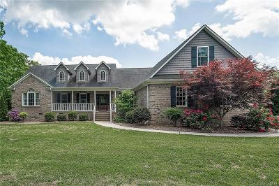 Mooresville Single Family Home Under Contract-Show: 1193 Foxgate Lane #12