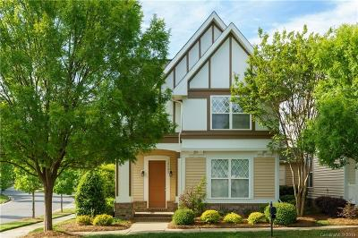 Huntersville Single Family Home Under Contract-Show: 12203 Monteith Grove Drive