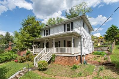 Asheville Single Family Home For Sale: 58 Crestmont Avenue