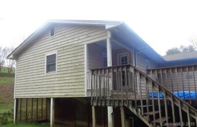 Lenoir Single Family Home For Sale: 2624 Setzers Creek Road