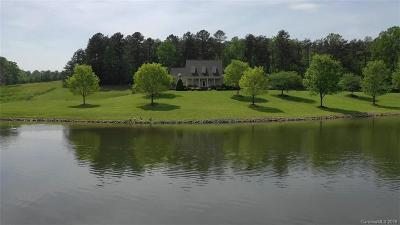 Cleveland County Single Family Home For Sale: 4451 Shuford Lake Road