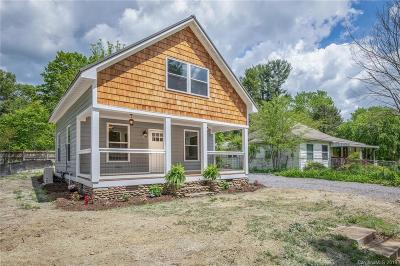 Black Mountain Single Family Home Under Contract-Show: 131 Vance Avenue