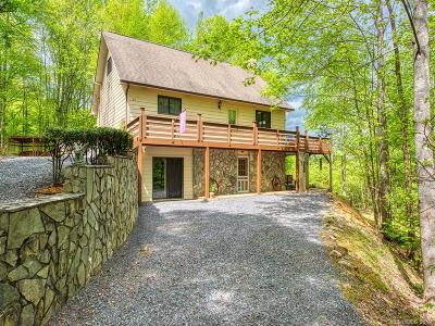 Waynesville Single Family Home For Sale: 26 Fallen Timber Drive