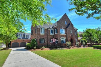 Charlotte Single Family Home For Sale: 9256 Heydon Hall Circle