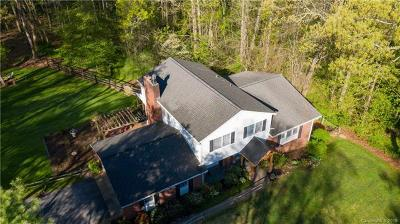 Asheville Single Family Home For Sale: 3 Heavens View Drive