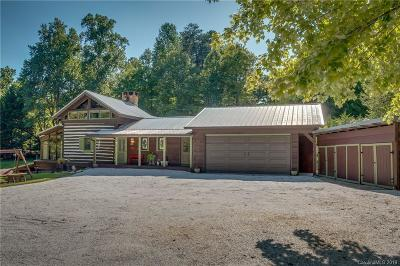 Tryon Single Family Home For Sale: 990 Hunting Country Road