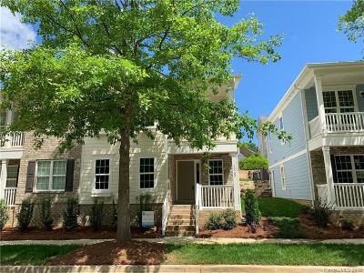 Huntersville Condo/Townhouse For Sale: 13723 Old Vermillion Drive #0003