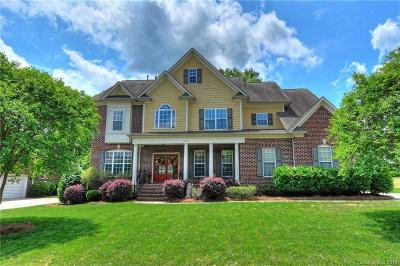 Matthews NC Single Family Home Under Contract-Show: $489,000