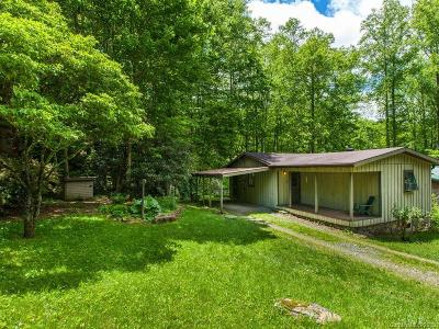 Weaverville Single Family Home Under Contract-Show: 455 Blackberry Inn Road
