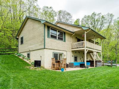 Fairview Single Family Home Under Contract-Show: 720 Flat Top Mountain Road