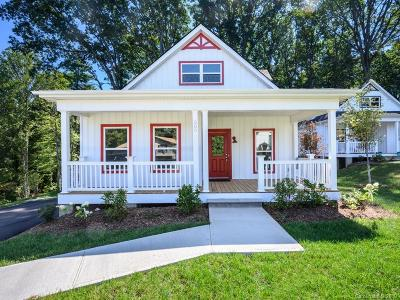 Candler Single Family Home For Sale: 306 Pritchard Road