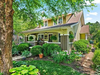 Asheville Single Family Home For Sale: 187 Edgewood Road